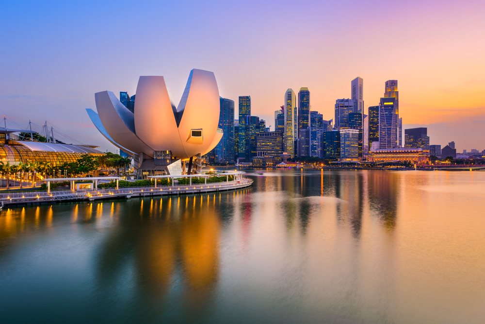 Singapore Airlines Booking Information